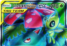 Celebi & Venusaur GX - 159/181