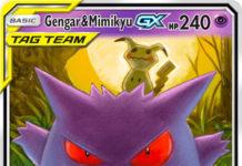 Gengar & Mimikyu-GX (Team Up TEU 53)