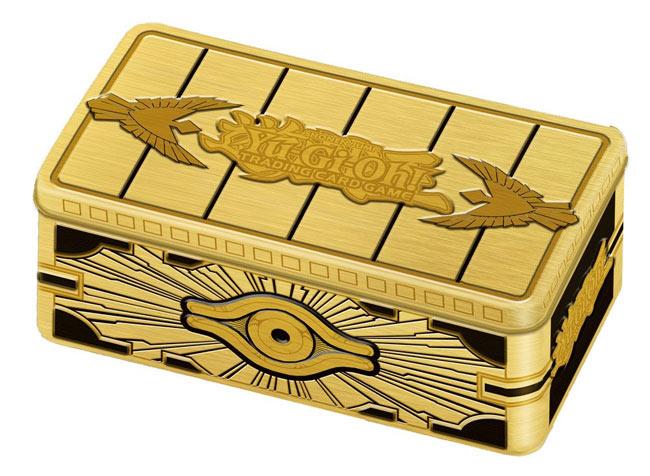 2019 Gold Sarcophagus Tin