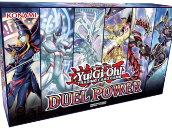 Duel Power collector's set