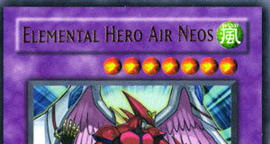 Elemental HERO Air Neos