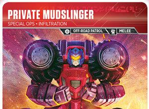 Private Mudslinger