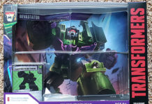 Transformers TCG Devastator Box