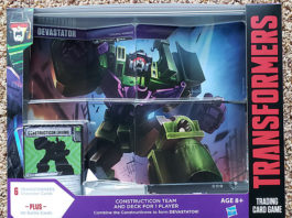 Transformers TCG Devastator Box
