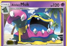 Alolan Muk (Sun & Moon 58/149)