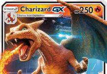 Charizard-GX (Sun & Moon Promos SM195)