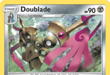 Doublade (Team Up TEU 108)