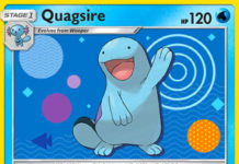 Quagsire (Dragon Majesty DRM 26)