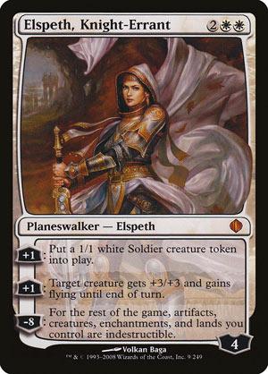 Elspeth, Knight-Errant