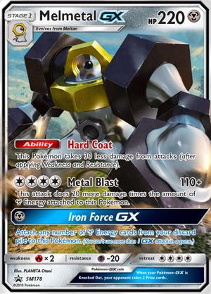 Melmetal-GX (SM - Black Star Promos SM178)