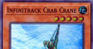 Infinitrack Crab Crane