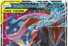 Greninja & Zoroark-GX