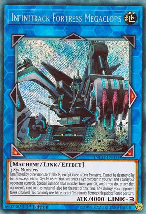 Infinitrack Fortress Megaclops