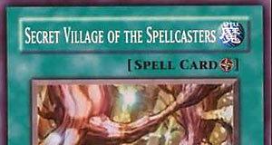 Secret Village of the Spellcasters