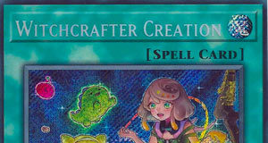 Witchcrafter Creation