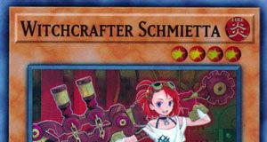 Witchcrafter Schmietta