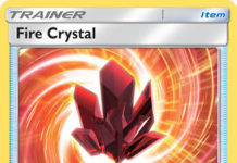 Fire Crystal (Unbroken Bonds UNB 173)