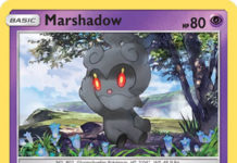 Marshadow (Unbroken Bonds UNB 81)