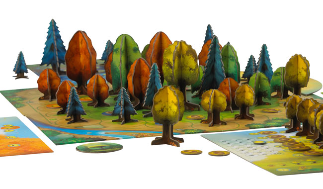 Photosynthesis Game Board