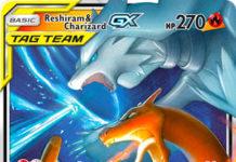 Reshiram & Charizard-GX