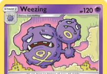 Weezing (Unbroken Bonds UNB 74)