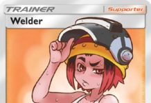 Welder (Unbroken Bonds UNB 214)