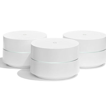 Google WiFi system, 3-Pack - Router replacement for whole home coverage
