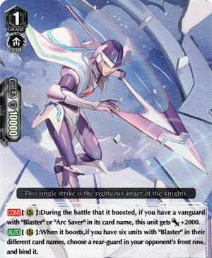 Blaster Javelin (Royal Paladin)