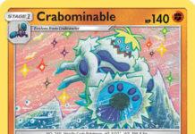 Crabominable (Unbroken Bonds UNB 105)