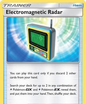 Electromagnetic Radar (Unbroken Bonds UNB 169)