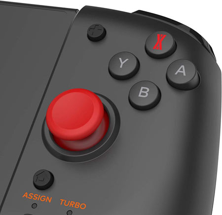 Turbo, assignable buttons, and more