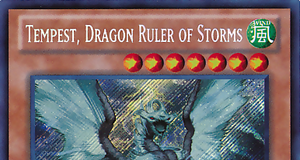 Tempest, Dragon Ruler of Storms