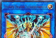Thunder Dragon Thunderstromech