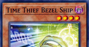 Time Thief Bezel Ship