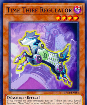 Time Thief Regulator