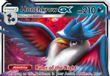 Honchkrow-GX