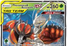Pheromosa & Buzzwole-GX
