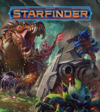 Starfinder Skitter Crash