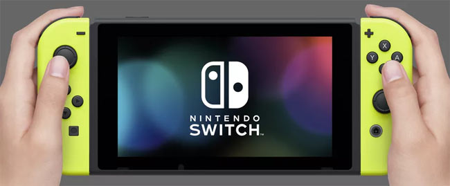Switch Normal Controllers