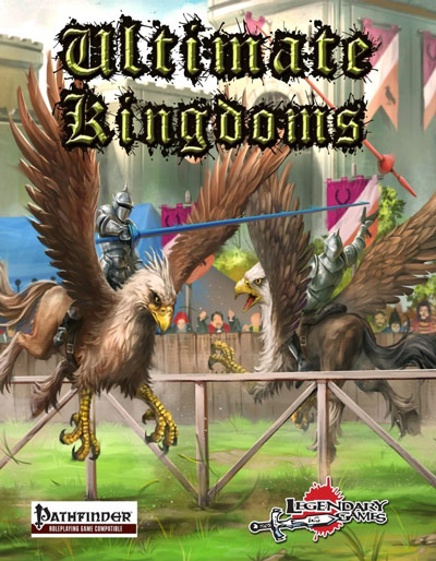 Ultimate Line for Pathfinder First Edition and DnD 5th Edition