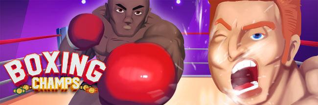 Boxing Champs Logo