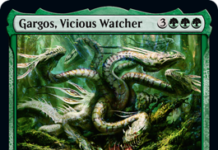 Gargos, Vicious Watcher