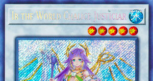 Ib the World Chalice Justiciar
