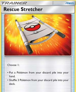 Rescue Stretcher #7 - Top 11 Pokemon Cards Lost to 2020