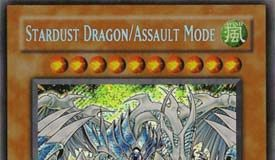 Stardust Dragon/Assault Mode