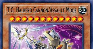T.G. Halberd Cannon/Assault Mode