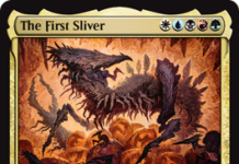 The First Sliver