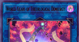 World Gears of Theurlogical Demiurgy