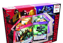 Transformers TCG: Blaster Vs. Soundwave Deck
