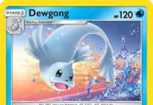 Dewgong (Unbroken Bonds UNB 45)